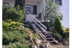 zámočníctvo Senec - schody